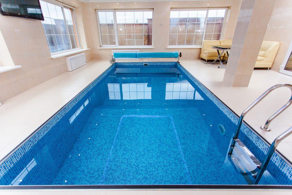 zwembad indoor