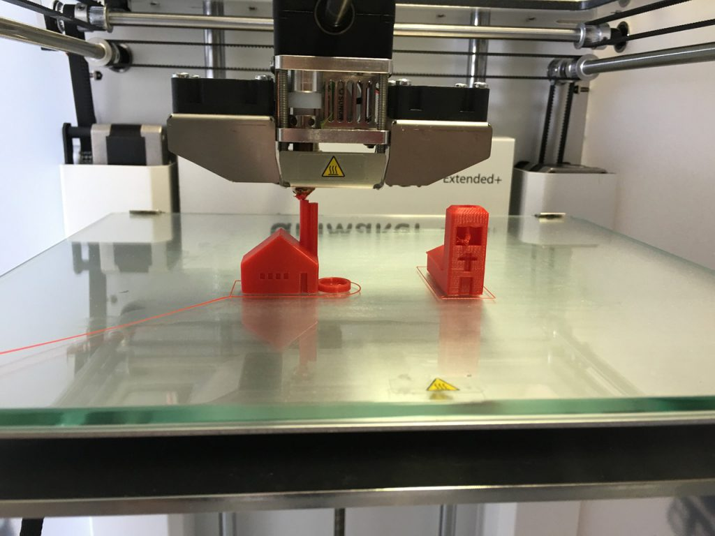 printen met 3d printer